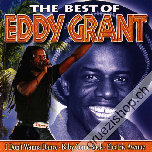 Eddy Grant - The Best Of