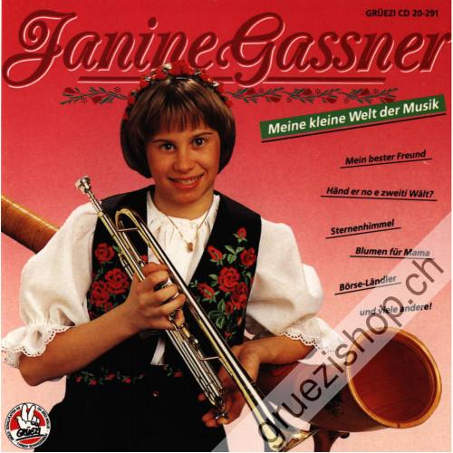 Janine Gassner - Meine kleine Welt der Musik