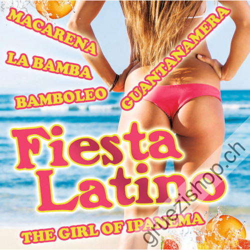 Diverse - Fiesta Latino