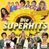 Die Superhits mit den grossen Stars der Volksmusik