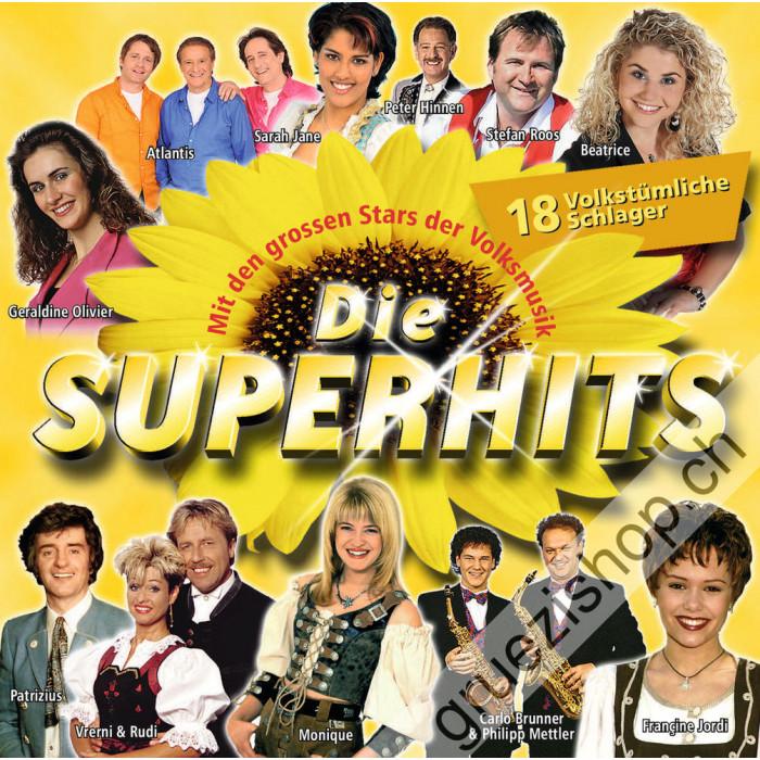 Diverse - Die Superhits mit den grossen Stars der Volksmusik