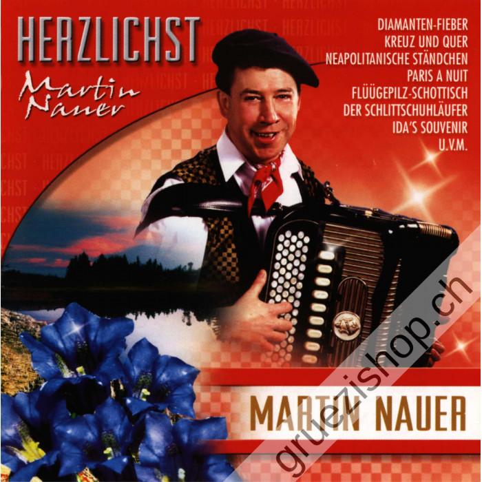 Martin Nauer - Herzlichst