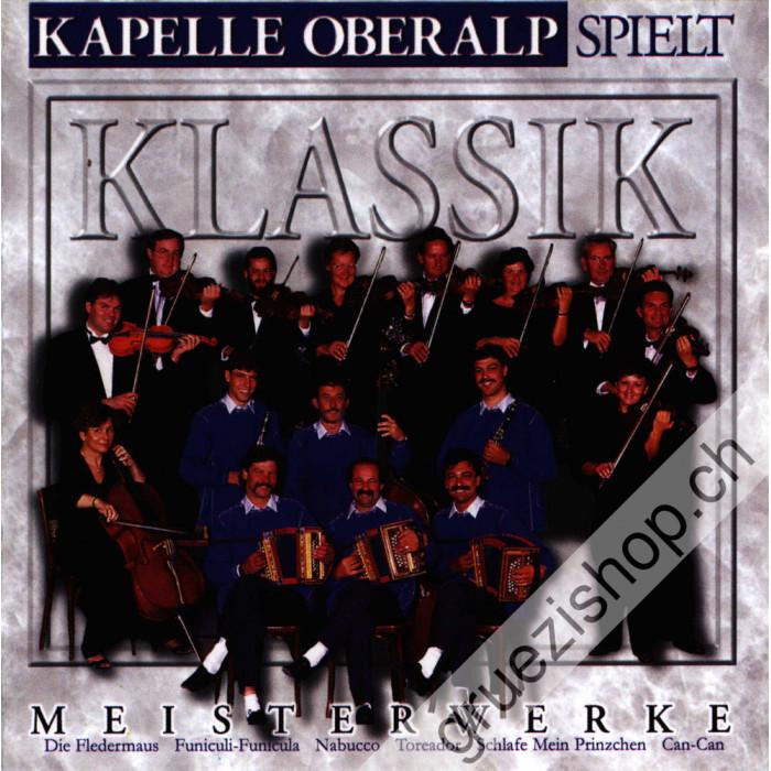 Kapelle Oberalp - spielt Klassik