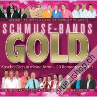 Schmuse-Bands Gold - 20 Romantische Hits