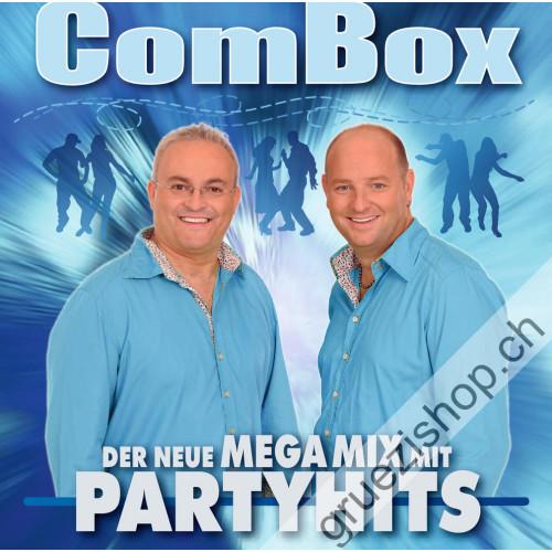 ComBox - Der neue Mega Mix mit Partyhits