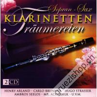 Sopran-Sax - Klarinetten Träumereien