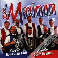 Kapelle Echo vom Tödi & Kapelle Carlo Brunner - s'Maximum