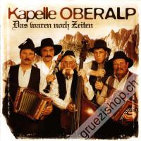 Kapelle Oberalp - Das waren noch Zeiten
