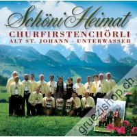 Churfirstenchörli - Schöni Heimat