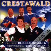 Jodelduett Derungs-Hunger mit Schwyzerörgeli-Trio Oberalp - Crestawald