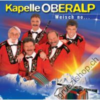 Kapelle Oberalp - Weisch no...