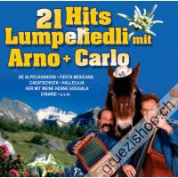 21 Hits Lumpeliedli mit Arno + Carlo