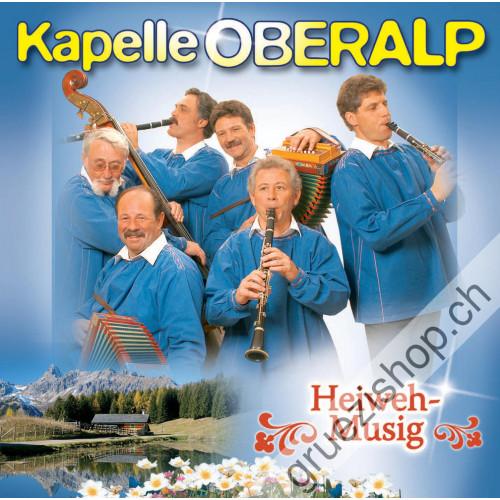 Kapelle Oberalp - Heimweh-Musig