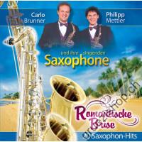 Carlo Brunner + Philipp Mettler und ihre singenden Saxophone