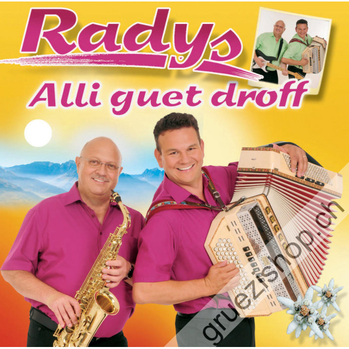 Radys - Alli guet droff
