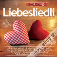 20 Urchigi Liebesliedli