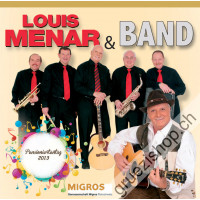 Louis Menar & Band - Pensioniertentag
