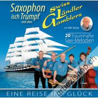 Swiss Ländler Gamblers SLG - Saxophon isch Trumpf
