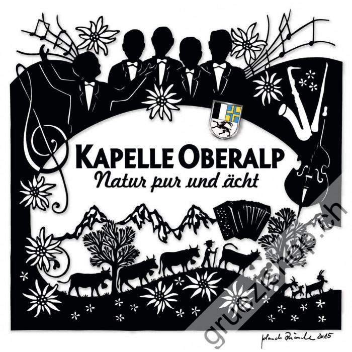 Kapelle Oberalp - Natur pur und ächt