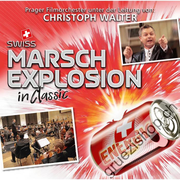 Prager Filmorchester unter der Leitung von Christoph Walter - Swiss  Marsch Explosion in Classic