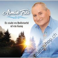 Armin Frei - Es staht en Rollstuehl uf em Gang
