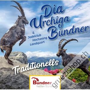 Dia urchiga Bündner & Jodelclub Hochwang Landquart - Traditionells
