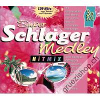 Super Schlager Medley HiTMiX (3-CD Box)