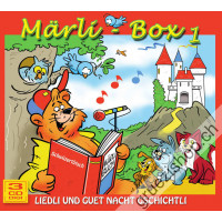 Märli-Box (DigiPack)