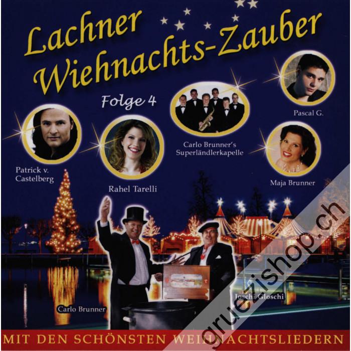 Diverse - Lachner Wiehnachts-Zauber - Folge 4