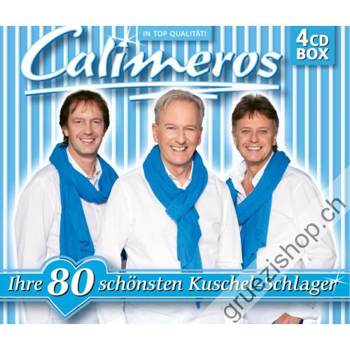 Calimeros - Ihre 80 schönsten Kuschel-Schlager