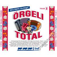 Örgeli Total - Folge 2 (4-CD Box)