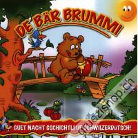 de Bär Brummi - Guet Nacht Gschichtli uf Schwiizerdütsch