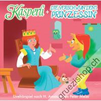 Kasperli + die verschwundeni Prinzessin (Live-Hörspiel in schwiizerdütsch)