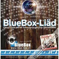 Chrigu Lussi mit em Schwyzerörgeli-Trio Sännebüeblä - BlueBox-Liäd